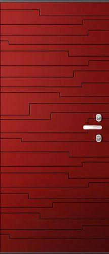 rivestimento porta blindata tehran rossa