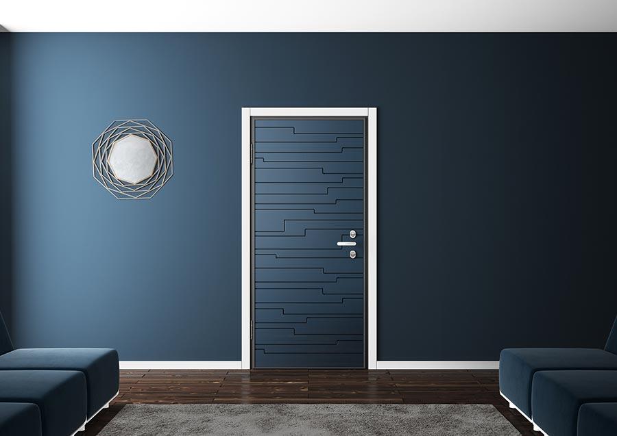 rivestimento porta blindata tehran