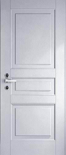 rivestimento porta blindata londra bianca