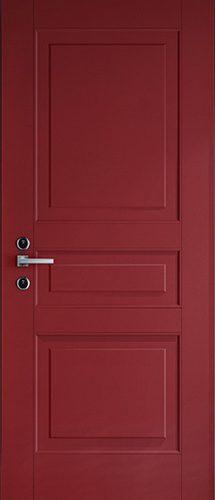 rivestimento porta blindata londra rossa