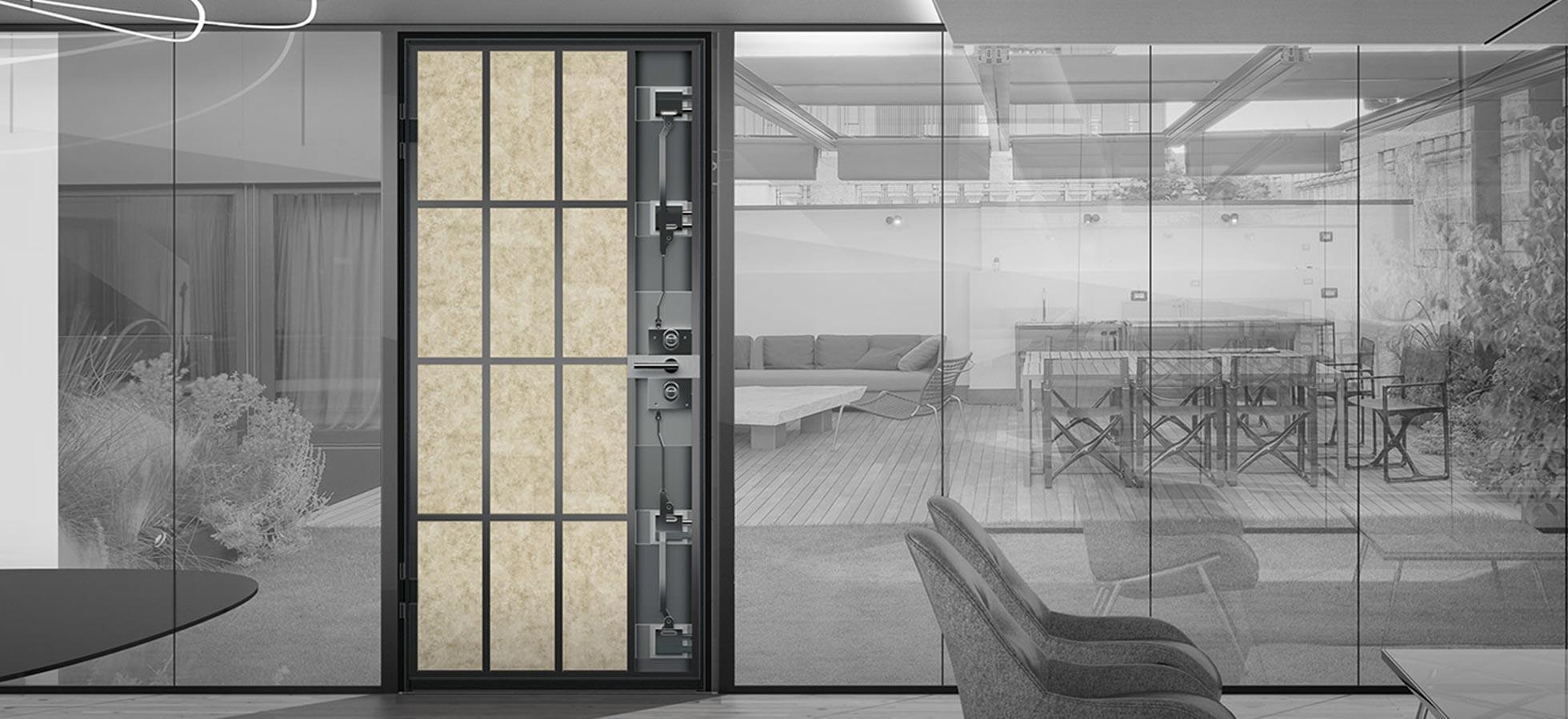 Porta blindata prezzo: quanto costa una porta blindata? 1
